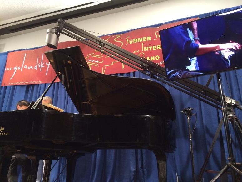 John Bloomfield & Thomas Lee, Chopin Sonata No. 3
